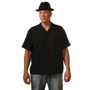 Charlie Sheen Shirt - Blank Pop Check Center - CU37044